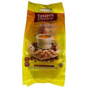 Picture of Taster's Choice 3-In-1 Instant Coffee Mild 2.6 lbs 100 sachets
