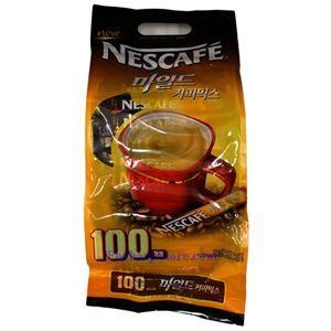图片 韩国雀巢牌原味即溶咖啡 1100克