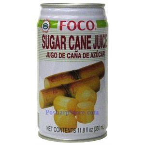 Picture of Foco Sugar Cane Juice11.8 Fl.Oz