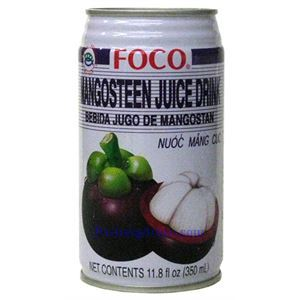 Picture of Foco Mangosteen Juice Drink 11.8 Fl.Oz
