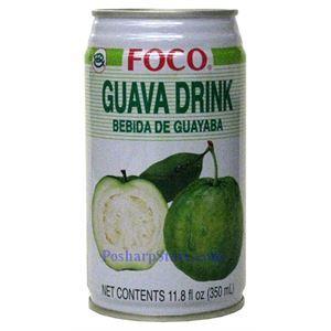 Picture of Foco Guava Drink 11.8 Fl.Oz