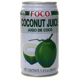 Picture of Foco Coconut Juice 11.8 Fl.Oz