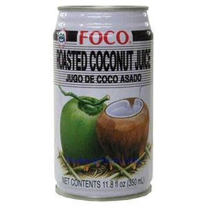 Picture of Foco Roasted Coconut Juice 11.8 Fl.Oz