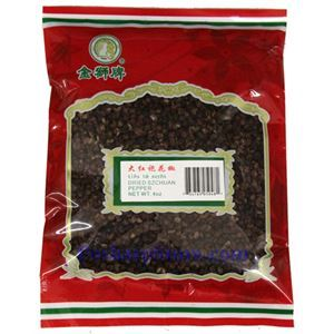 Picture of Golden Lion Sichuan Red Peppercorns