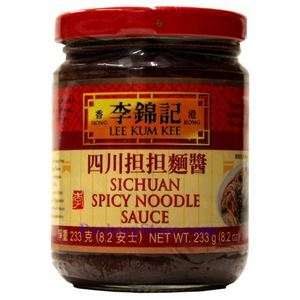 Picture of Lee Kum Kee Sichuan Spicy Noodle Sauce 8.2 Oz