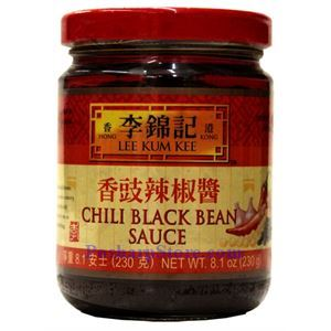 Picture of Lee Kum Kee Chili Black Bean Sauce 8.1 Oz