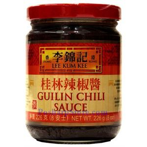 Picture of Lee Kum Kee Guilin Chili Sauce 8 Oz