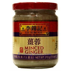 Picture of Lee Kum Kee Minced Ginger 7.5 Oz