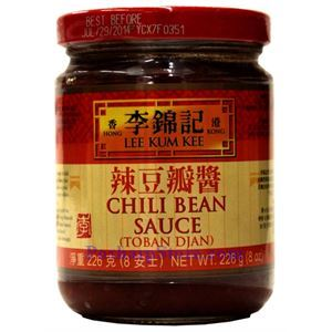 Picture of Lee Kum Kee Chili Bean Sauce 8 Oz
