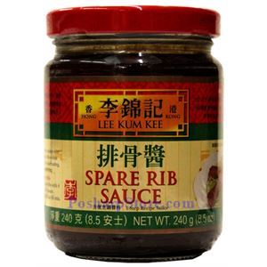 Picture of Lee Kum Kee Spare Rib Sauce 8.5 Oz