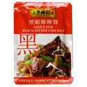 Picture of Lee Kum Kee  Sauce for Black Pepper Chicken