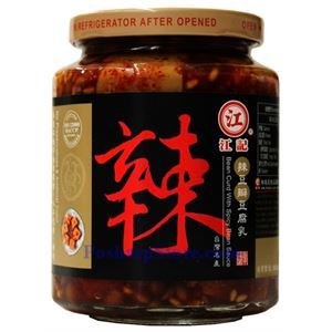 Picture of Jiangji Fermented Bean Curd with Spicy Bean Sauce 13 OZ