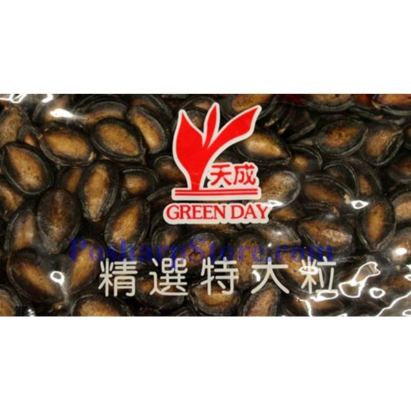 Picture for category Green Day Melon Seeds with Soy Sauce 13 oz