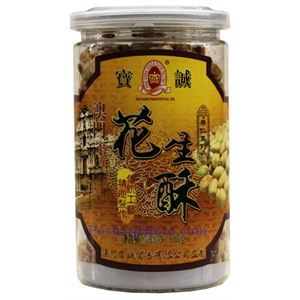 Picture of Macau Baocheng Crispy Peanut Candy 5.6 oz