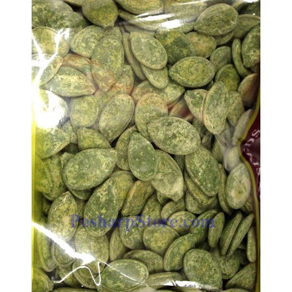 Picture for category Golden Crop Green Tea Pumpkin Seeds 10.5 oz