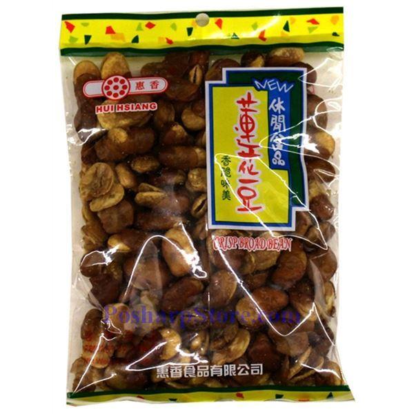 分类图片 惠香牌香脆美味莲花豆 250克
