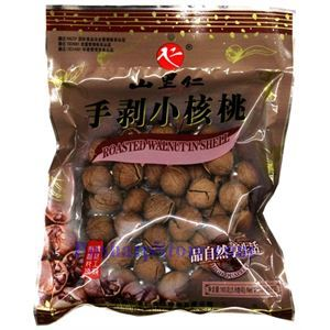 Picture of Shanliren Roasted Walnuts in Shell  5.8 oz