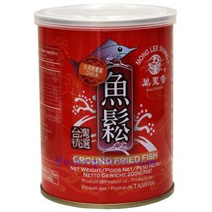 Picture of Wong Lee Shang Ground Fried Fish 7 Oz