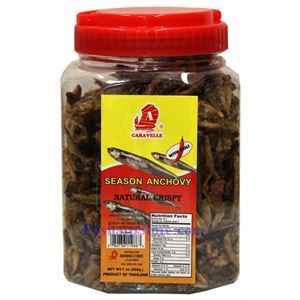 Picture of Caravelle Natural Crispy Season Anchovy with Chili 7 Oz