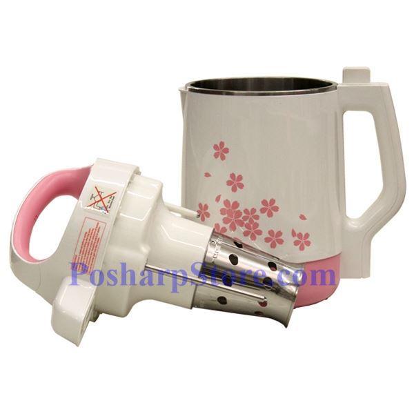 分类图片 九阳CTS1088五谷米糊王易清洗型豆浆机
