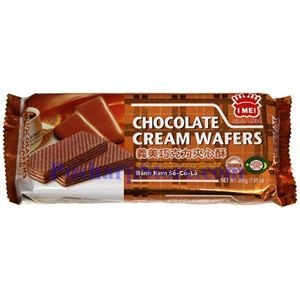 Picture of I-Mei Chocolate Cream Wafer 7.05 Oz