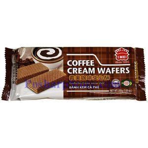 Picture of I-Mei Coffee Cream Wafer 7.05 Oz
