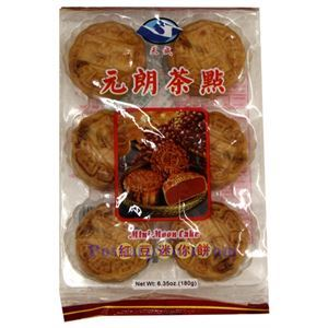Picture of Tiancheng Red Bean Paste Mini Mooncake 6.35 Oz