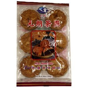 Picture of Tiancheng Sesame Paste Mini Mooncake 6.35 Oz
