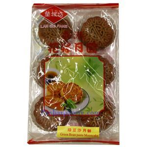 Picture of Lan Gui Fang Green Bean Paste Mini Mooncake 6.35 Oz