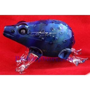 Picture of Animal Glass Pipe Inside Out 2""