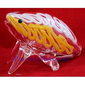 """Picture of Animal Glass Pipe Inside Out 2"""""""