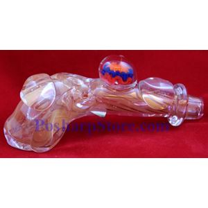 """Picture of Glass Pipe Inside Out 2.5"""""""