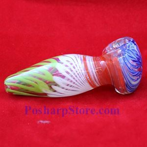 """Picture of Glass Pipe Inside Out 2""""  No.4059"""