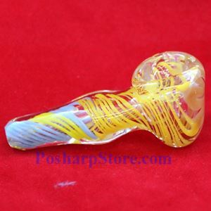 "Picture of Glass Pipe Inside Out 2""  No.4063"
