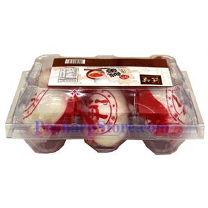 Picture of Yangsheng Cooked Salted Duck Eggs, 6 pcs
