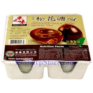 Picture of Asian Taste Preserved Duck Eggs, 6 pcs