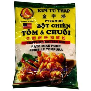 Picture of Pyramide Tempura Batter Mix (Bot Chien Tom & Chuoi) 12 oz