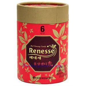 Picture of Korean Ginseng Sugar Free Korean Ginseng Candy 6.3 oz