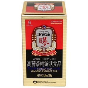 Picture of Health Code Korean Ginseng Extract Pills  5.92 Oz