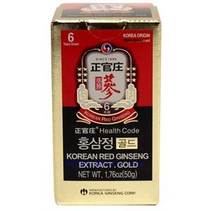 Picture of Health Code Korean Ginseng Extract Gold 1.76 Oz