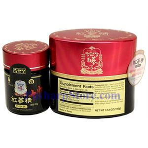 Picture of Health Code Korean Ginseng Extract Limited 3.53 Oz