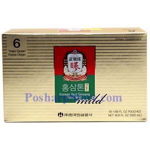 Picture of Health Code Korean Ginseng Tonic Drink 500mL