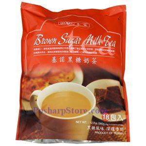 图片 基诺牌黑糖奶茶 18小包