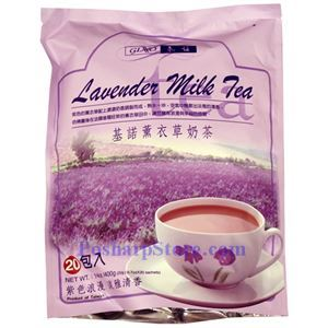 Picture of Gino Lavender Milk Tea 20 Sachets