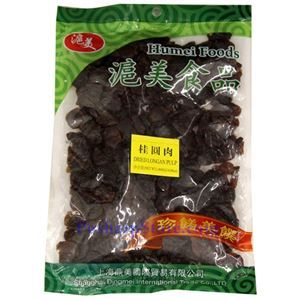 Picture of Humei  Dried Longan 12 oz