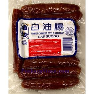 Picture of Vital Brand Sweet Chinese Style Sausage 10 oz