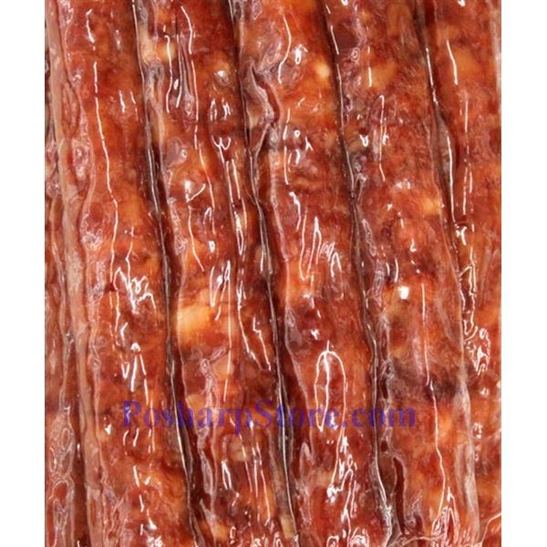 Picture for category Kam Yen Jan Chinese Style Pork & Chicken Sausage  14 Oz