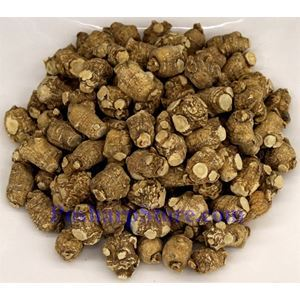 Picture of Hsu's American Ginseng Medium Round (Wild) 8 Oz