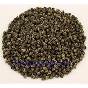 图片 高级龙珠绿茶 散装 114克