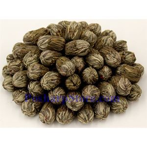 Picture of Beauty Lady Flower Tea Ball Unpacked 4 oz